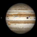 Triple Lunar Eclipse on Jupiter: Signs and Omens in Astrology