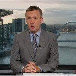 Spider Photobombs BBC News Anchor