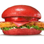 Burger King to Introduce New Red Aka Samurai Burgers