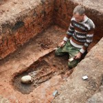 Strange Skeleton with 'Alien' Elongated Skull Found at Russia's Stonehenge