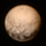 New July Photos of Pluto Show Mysterious Dark Spots