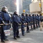 'Halloween Revolt' Against Police Sparks Terror Fears