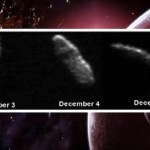 Large Asteroid to Pass on Christmas Eve According to NASA