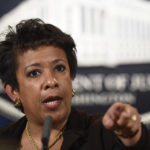 Loretta Lynch Calls for More Anti-Trump Marching and Demonstrations VIDEO