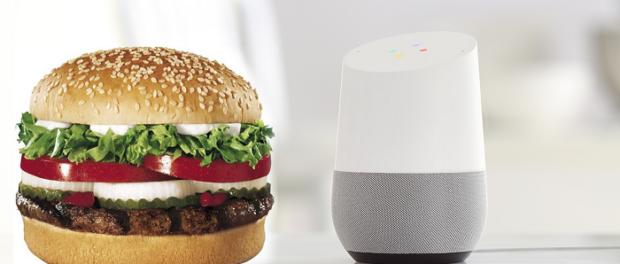 Invasive Burger King Advert Triggers Google Devices